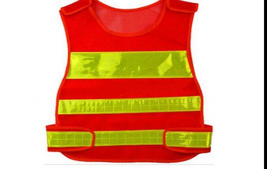 无针缝合反光衣(6)
